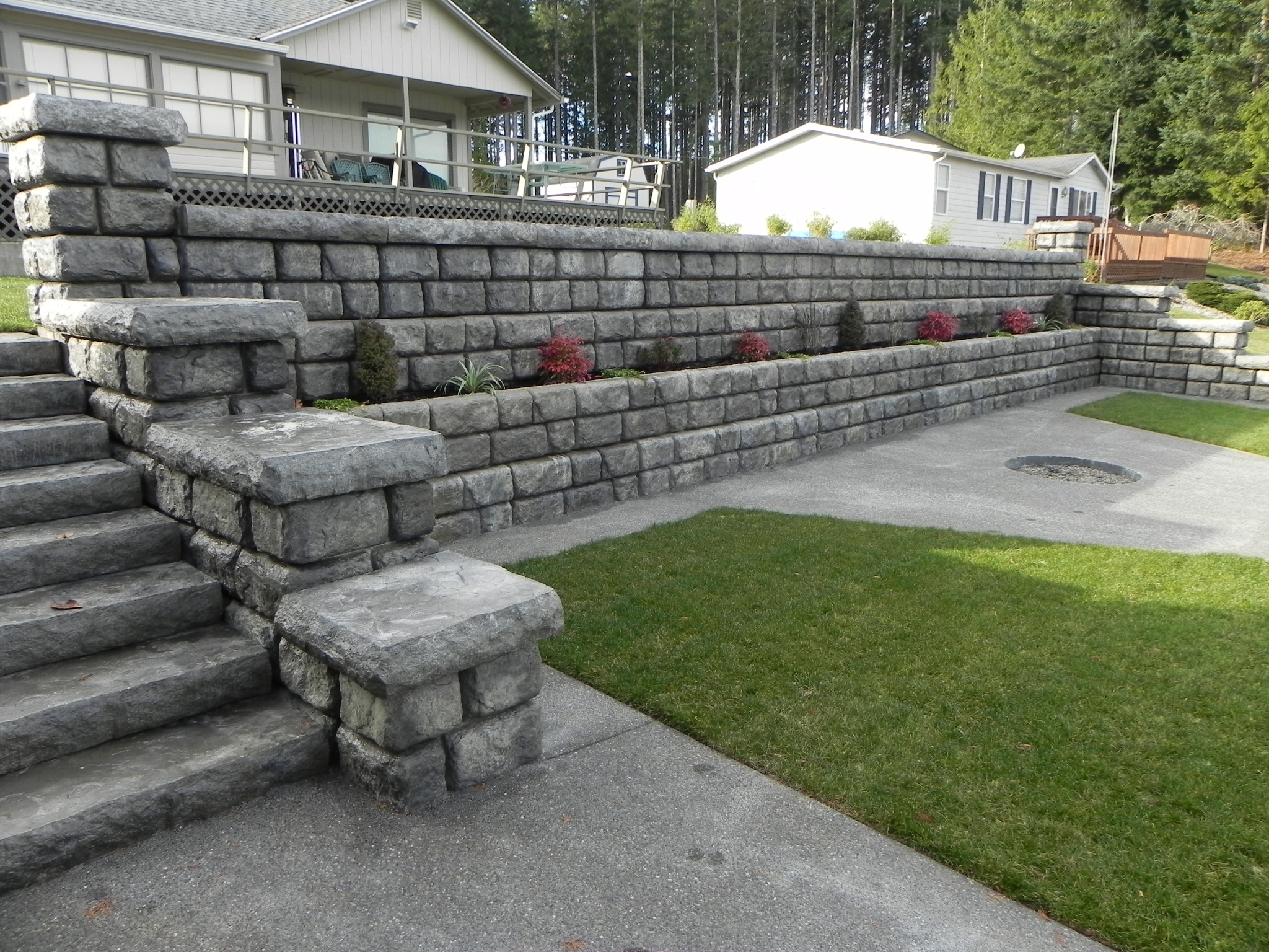 Redi Rock Retaining Walls Your Number One Source For
