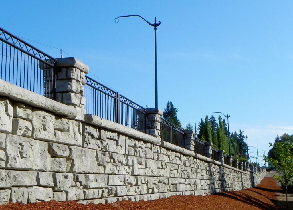 RediRock Limestone Fencing